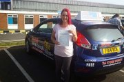 Lisa passed with MAG